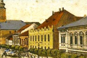 """Clădirea care adăposteşte astăzi Liceul """"Taras Şevcenko"""" a aparţinut iniţial Liceului """"Domniţa Elena"""""""