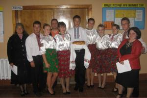 Ліцейна команда у Солотвино, Україна, Транскордонний проект «Наступне покоління – надія на краще майбутнє»