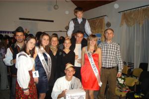 "Команда ліцею—переможці ""Leadership Camp, Kostryno, Ucraina"""